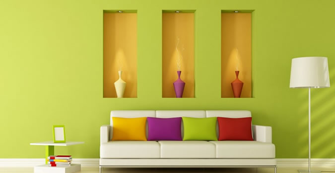 Interior Design Painting in Warwick