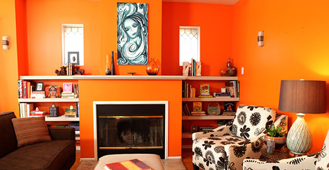 Interior Painting Services in Warwick